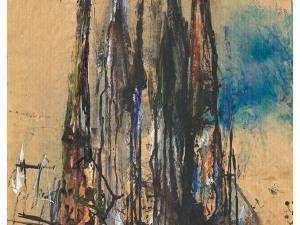Klaus Hollauf. Sagrada Familia