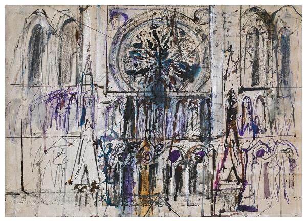 Klaus Hollauf. Notre-Dame von Amiens