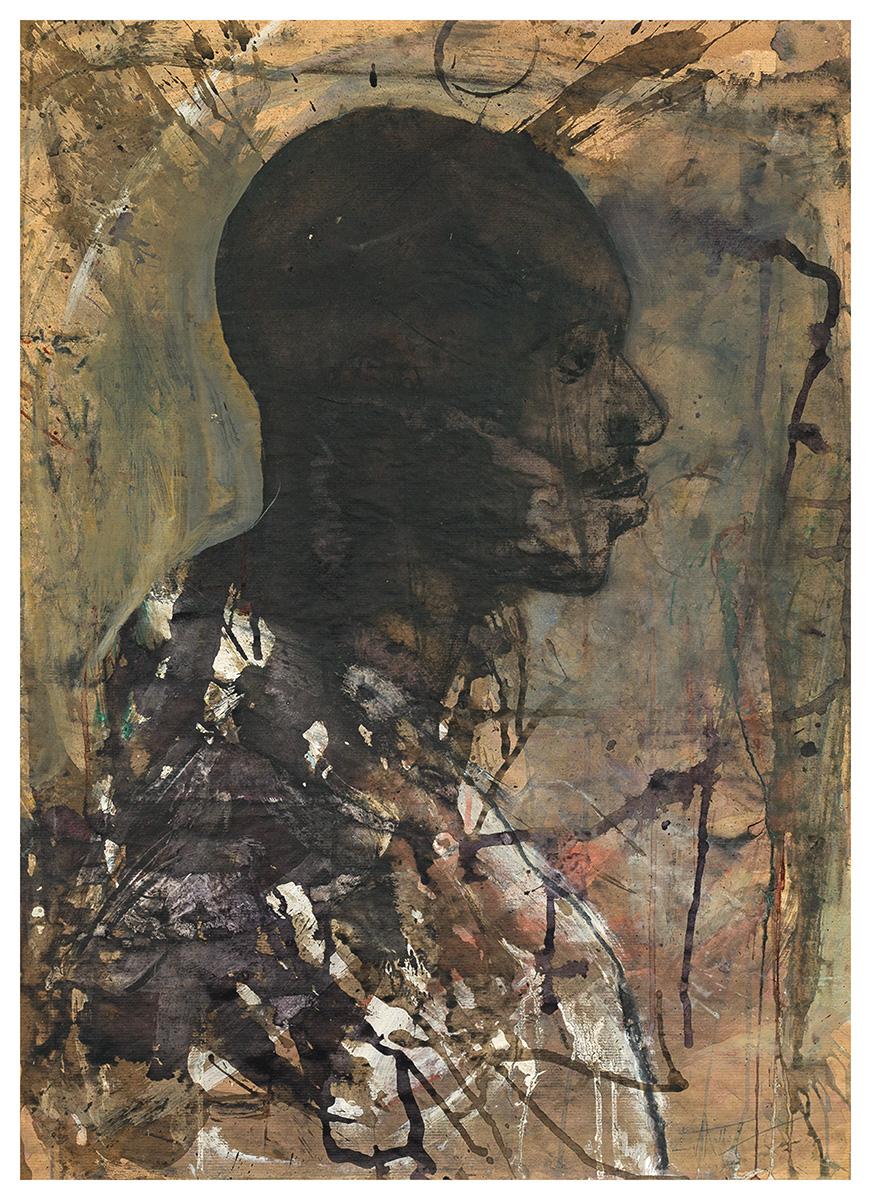 Ghana. Porträt. 2011